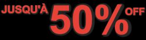 black friday 50% fr